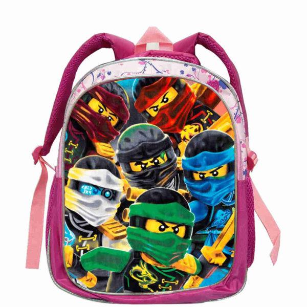 Dětský výletní batoh s oblíbeným potiskem Ninjago