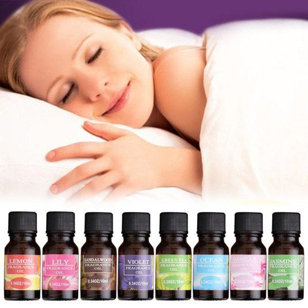 Aromatický esenciální olej