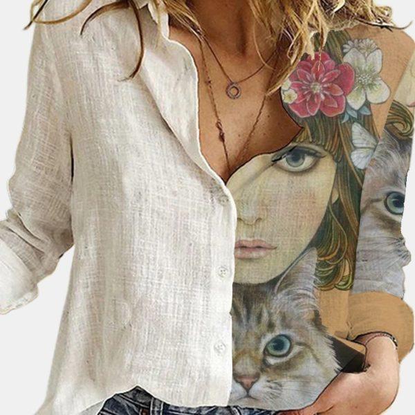 Dámská originální košile Patricia