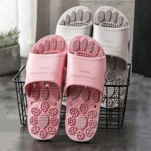 Relaxační masážní pantofle do koupele