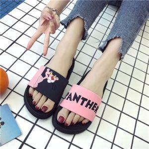 Dámské letní pantofle Panther