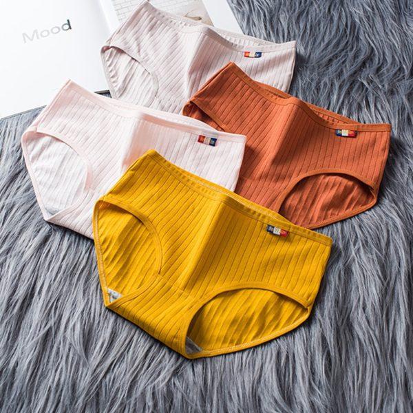 Dámské kalhotky s vyšším pasem Alexia