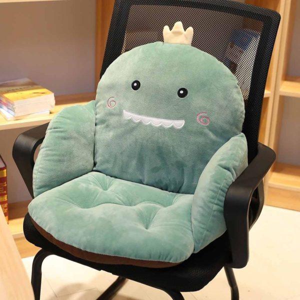 Pohodlný polštář na židli – Zvířátko