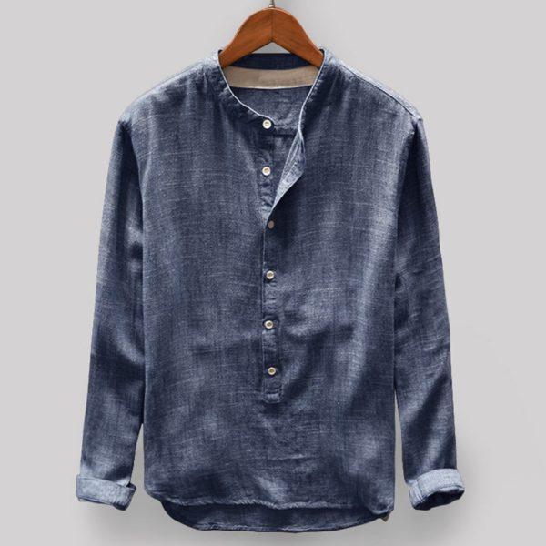 Pánská neformální Plus Size košile