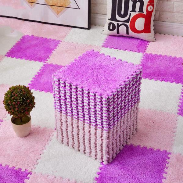 Dětský koberec - Puzzle