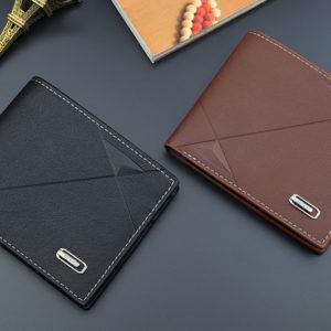 Módní pánská peněženka ve třech barvách