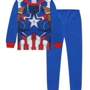 Chlapecká pyžama se superhrdiny