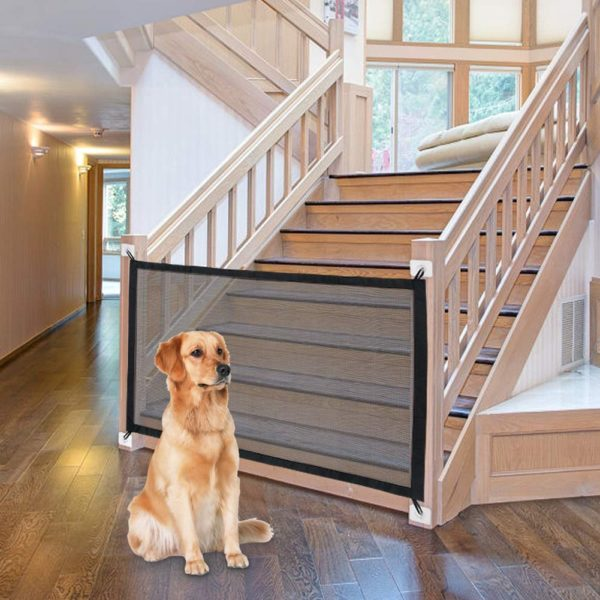 Ochranná dveřní síť pro psy