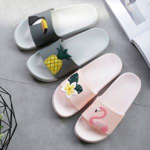 Dámské letní pantofle