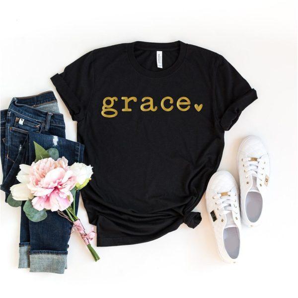Dámské moderní triko Grace Love