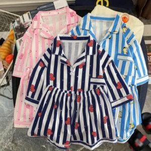 Dětské roztomilé noční prádlo