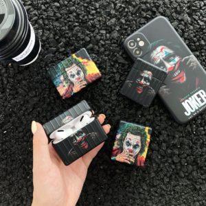 Silikonový obal na bezdrátová sluchátka Joker