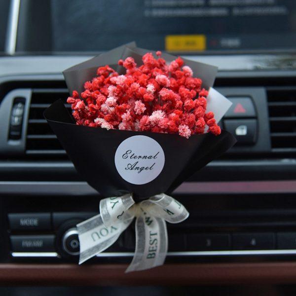 Kreativní osvěžovač vzduchu do auto klimatizace