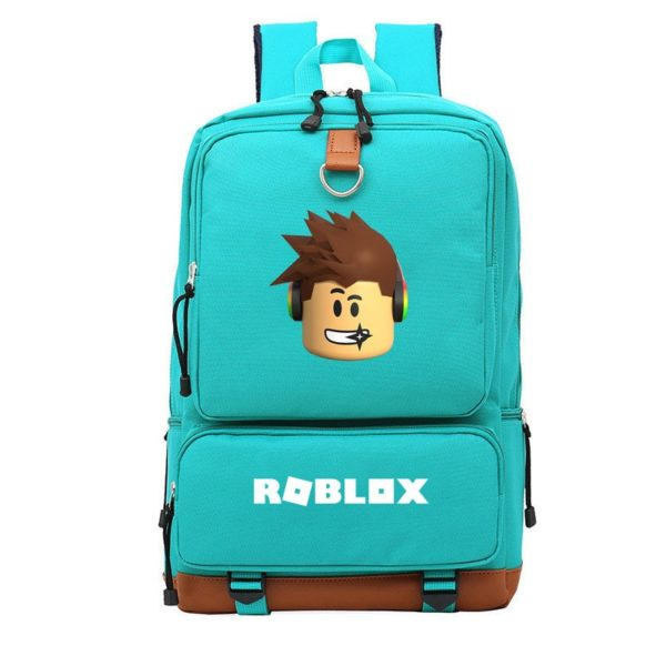 Módní batoh pro teenagery s oblíbeným Roblox motivem