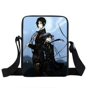 Dívčí crossbody kabelka s anime motivy
