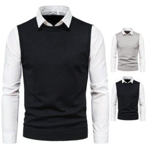 Pánský luxusní vesta Karl