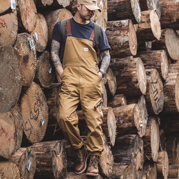 Stylové pánské džíny s laclem Work