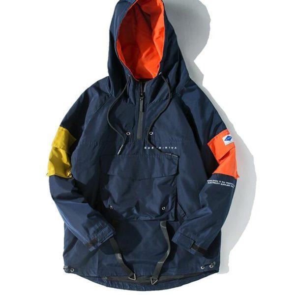 Pánská jarní bunda bez zipu Thomas