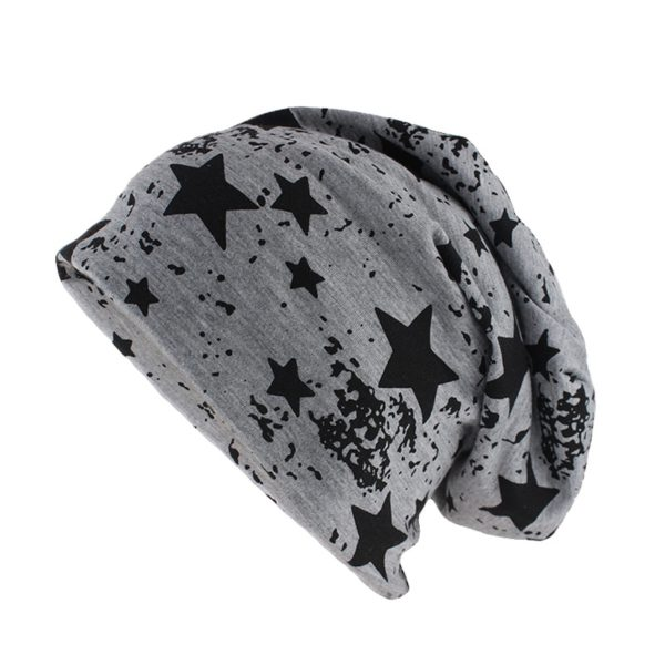 Bavlněná ležérní unisex čepice