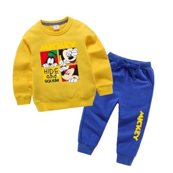 Dětská trendy sportovní tepláková souprava Mickey