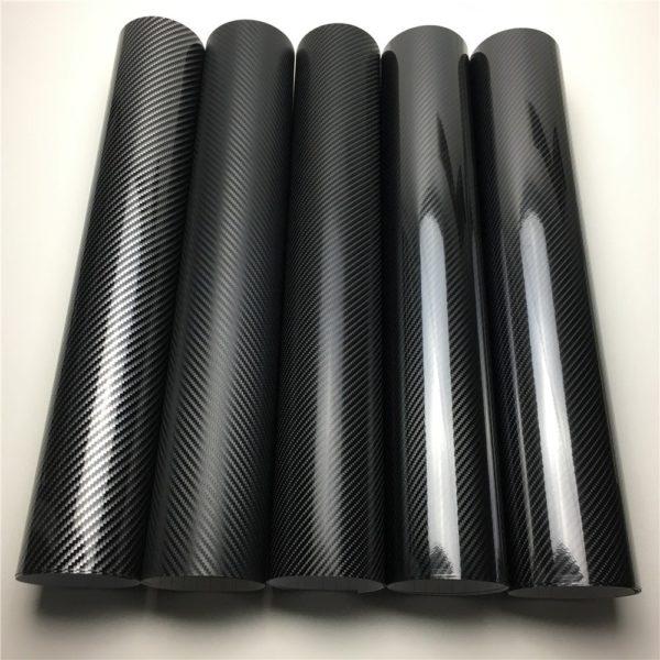 Univerzální vinylová černá folie