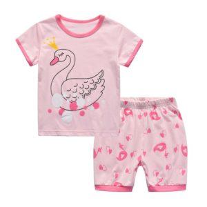 Dětský krátký letní pyžamový set
