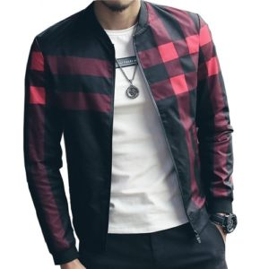 Jarní bunda v podobě pánské košile