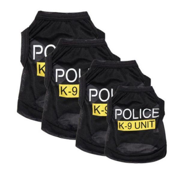 Policejní obleček pro psy