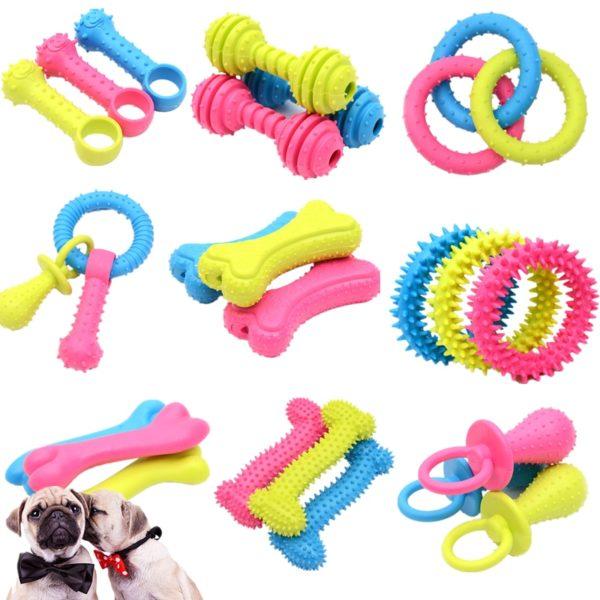 Gumová hračka pro psy