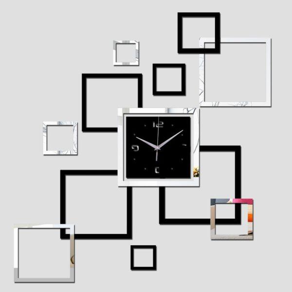 Nástěnné dekorační hodiny