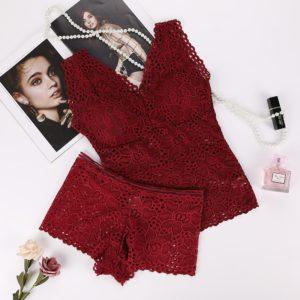 Elegantní dámský set spodního prádla Antonella