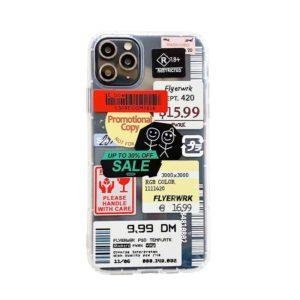 Stylový retro kryt na mobil - IPhone