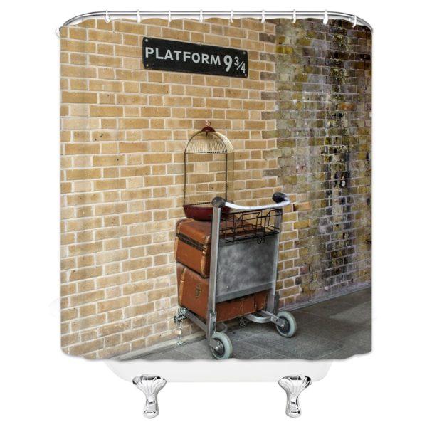 Závěs do koupelny Harry Potter