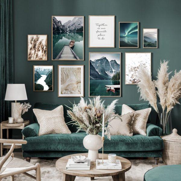 Moderní dekorativní obraz