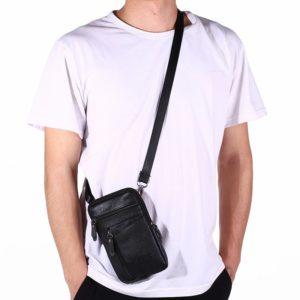 Pánská módní taška přes rameno