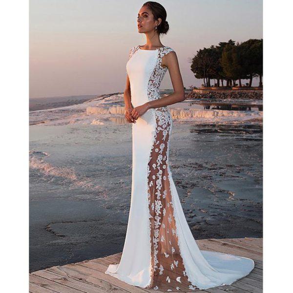 Luxusní dámské společenské plesové šaty Fiona - Kolekce 2021
