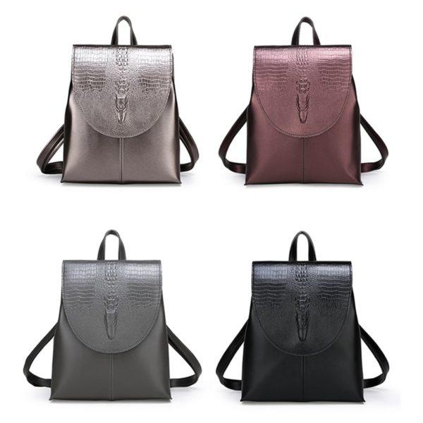 Dámská elegantní kabelka jako batoh