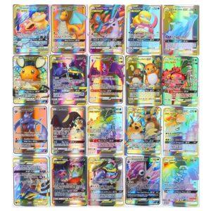 Kartičky Pokémon - 25 náhodných kartiček