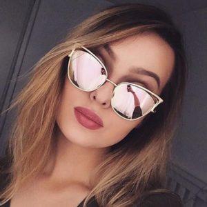 Dámské sexy sluneční brýle