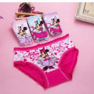 Set dívčích kalhotek Minnie - 4ks
