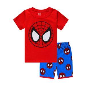 Chlapecké letní pyžámko Spiderman
