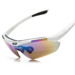 Cyklistické polarizované brýle - unisex
