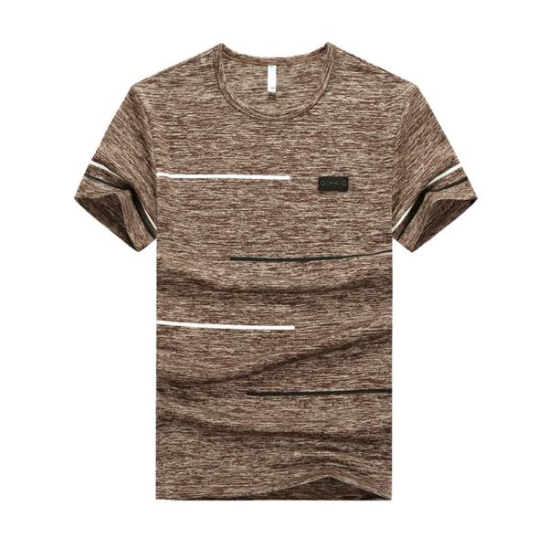 Pánské sportovní volnočasové tričko