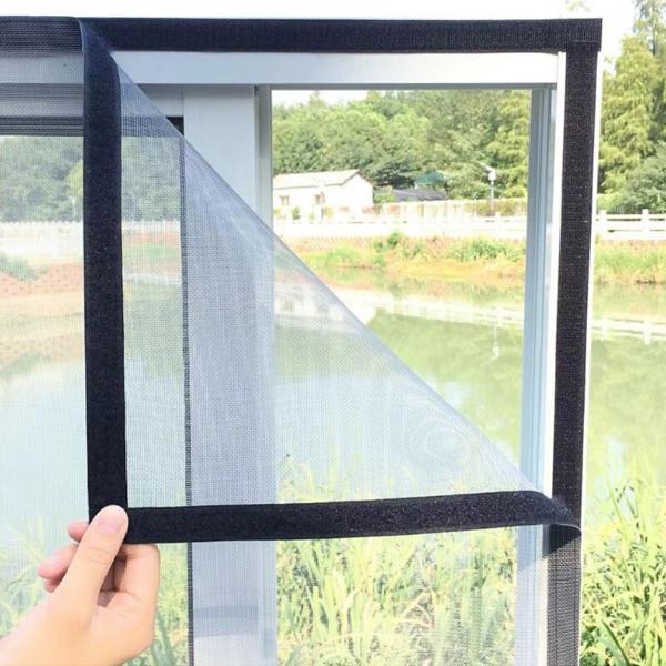 Samolepící suchý zip do oken