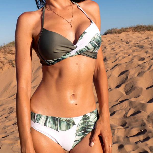 Dámské trendy dvoudílné plavky Nina