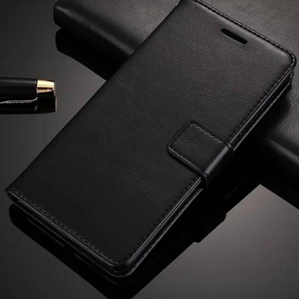 Kožené flipové pouzdro na mobilní telefon Xiaomi Redmi