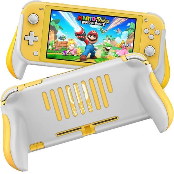 Protiskluzový ergonomický ochranný kryt na Nintendo Switch Lite