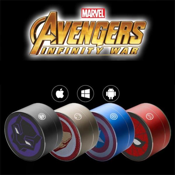 Přenosný reprák Marvel