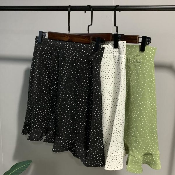 Dámská pohodlná letní mini sukně Sarah