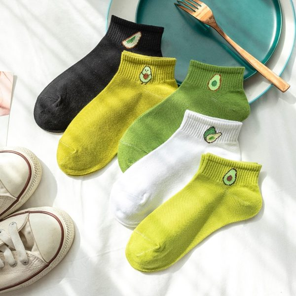 Avokádové ponožky